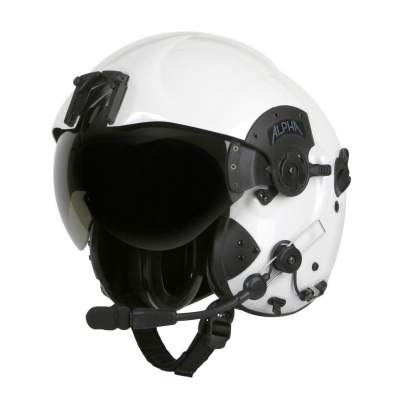 Alpha EAGLE/900 Helicopter Helmet